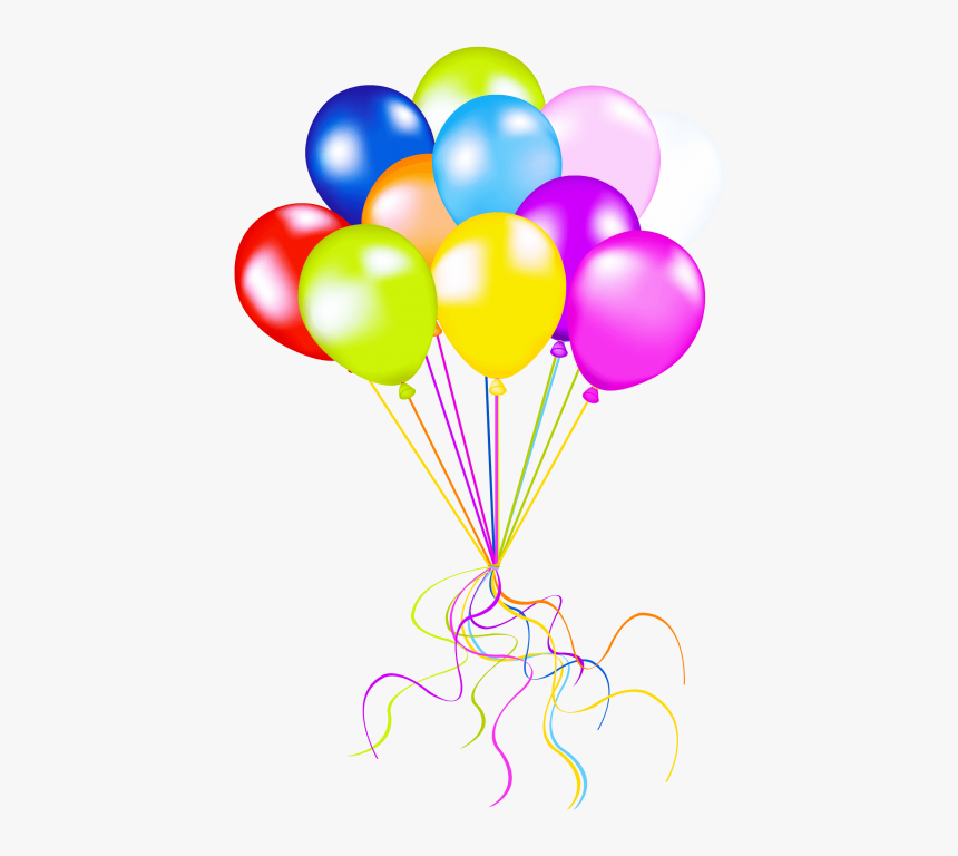 Balloons Transparent Background Free Download Searchpng - Transparent Background Balloon Hd Png, Png Download, Free Download