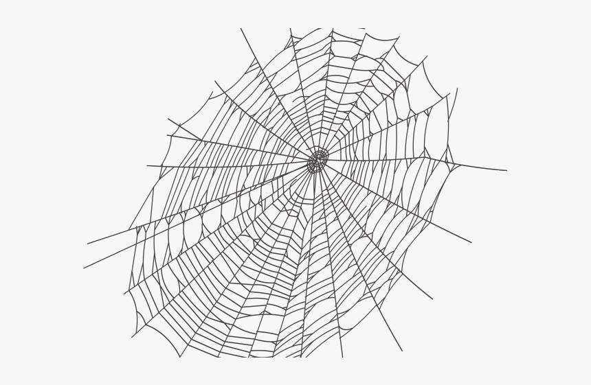 Spider Web Clipart Transparent Background - Transparent Background Spider Web Png, Png Download, Free Download