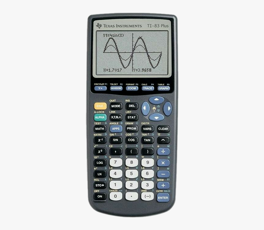#aesthetic #calculator #voltron #vldhunk #vldhunkaesthetic - Texas Instruments Ti 83, HD Png Download, Free Download