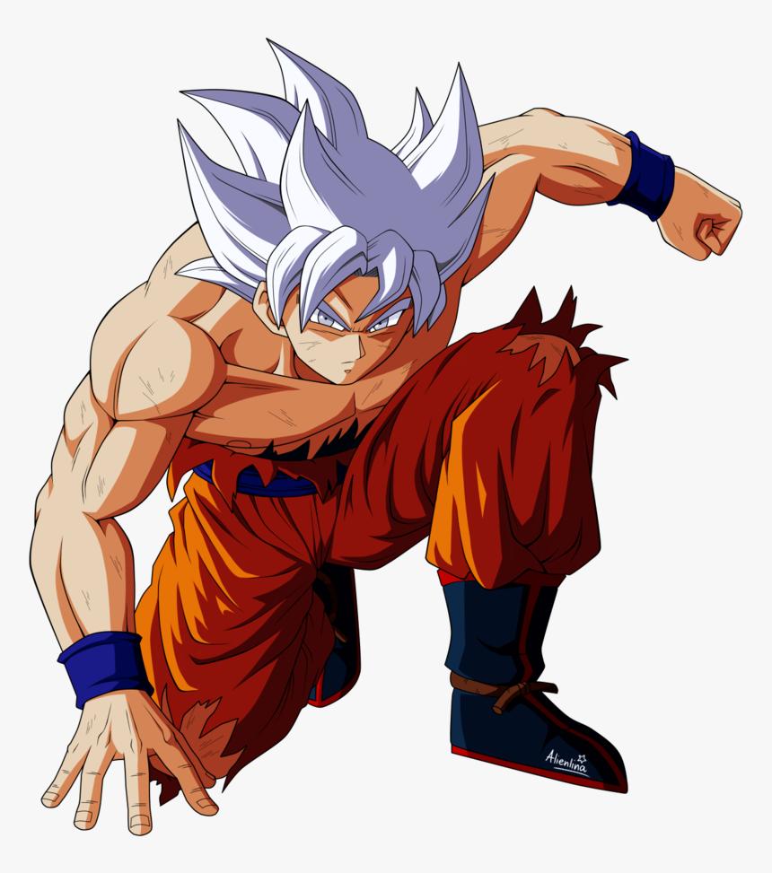 Mui Goku Goku Vs Naruto Power Levels Hd Png Download Kindpng