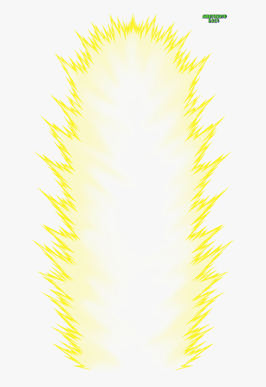 Dbz Aura Png - Aura Dragon Ball Z, Transparent Png, Free Download