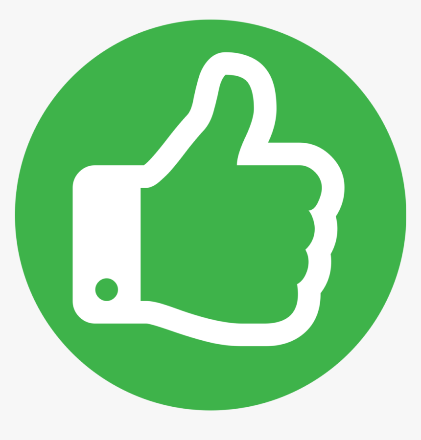 Green Thumbs Up Png Black And White Stock Thumbs Up Icon Circle Transparent Png Kindpng Free thumbs up people savanaprice png images format. thumbs up icon circle transparent png