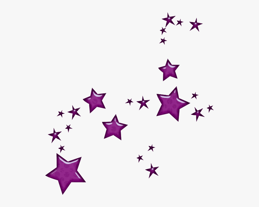Shooting Stars, Bears, Stars, Falling Stars, Bear - Pink Shooting Stars Clipart, HD Png Download, Free Download