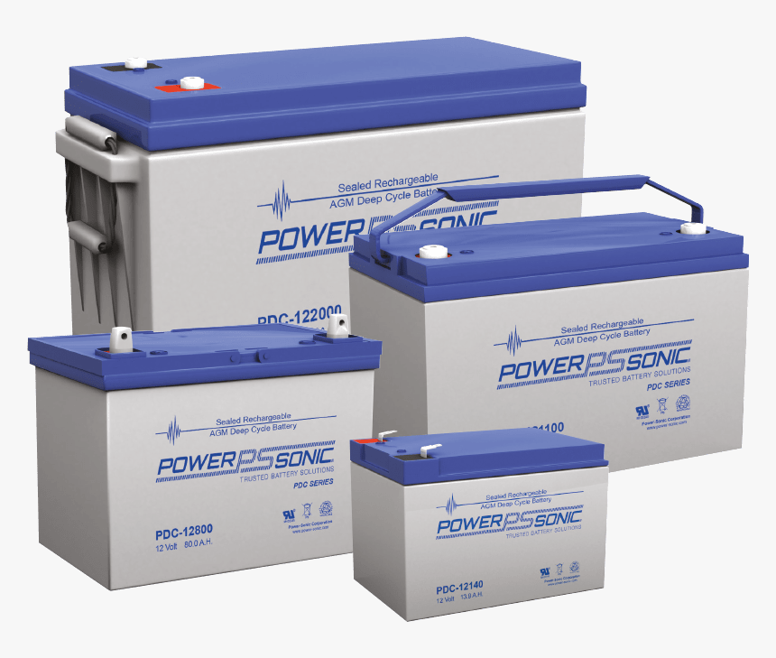 Power Sonic Battery, HD Png Download, Free Download