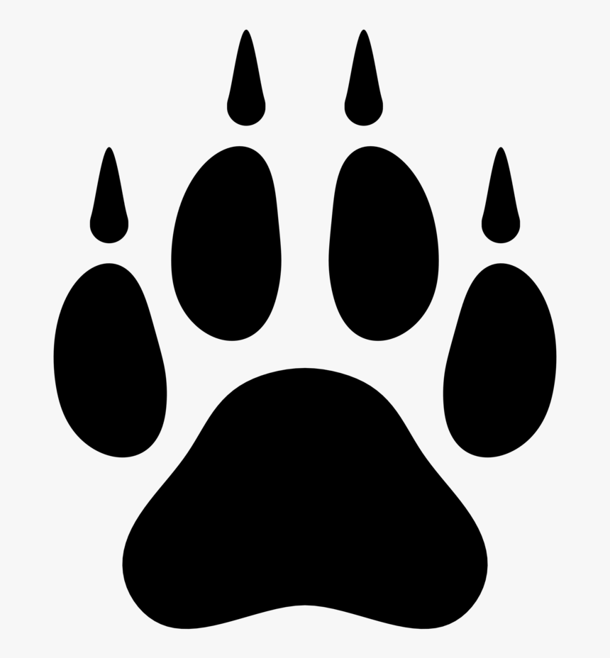 Monster Clipart Footprint Wolf Paw Print Png Transparent Png Kindpng Blues clues paw print cat paw print print white paw print art print paw print clip paw print pictures. wolf paw print png transparent png