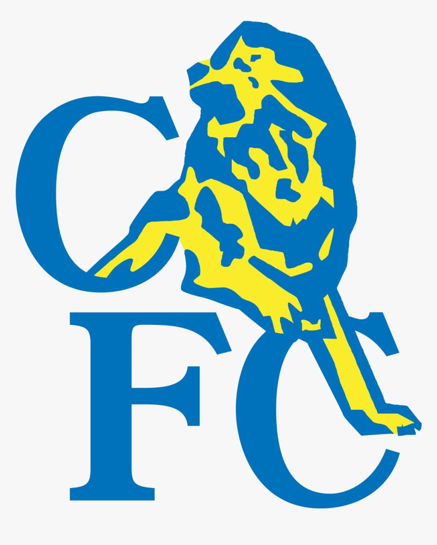 Transparent Retro Png - Chelsea Fc Crest, Png Download - kindpng