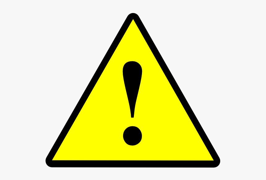 Caution Tape Square Border - Yellow And Black Warning Sign, HD Png Download, Free Download