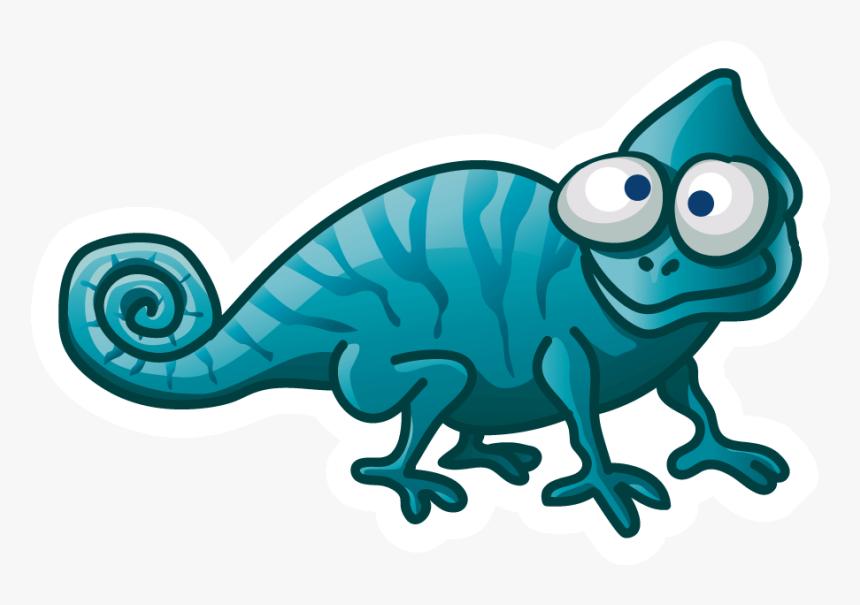 lizard chameleons reptile - cartoon lizard transparent