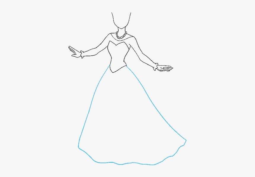 Tiana Drawing Disney Princess Sketch Princess Cartoon Drawing