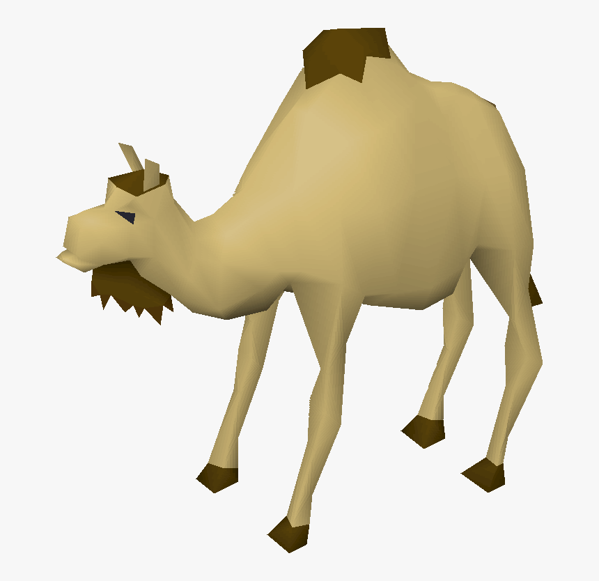 Clip Art Cam The Old School - Old School Runescape Camel, HD Png Download, Free Download