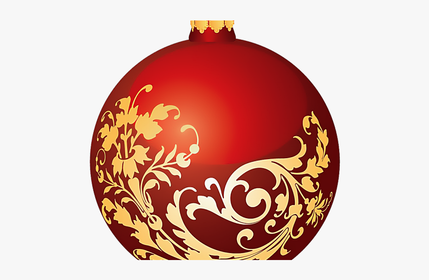 Clipart Christmas Ball, HD Png Download, Free Download