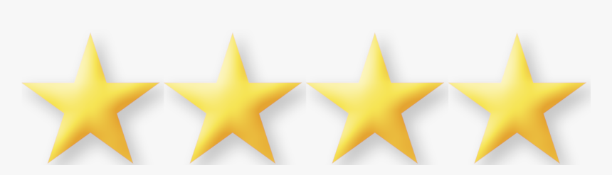 4 Stars Out Of 4, HD Png Download, Free Download
