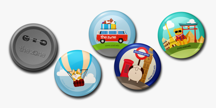 Buttons - Graphic Design, HD Png Download, Free Download