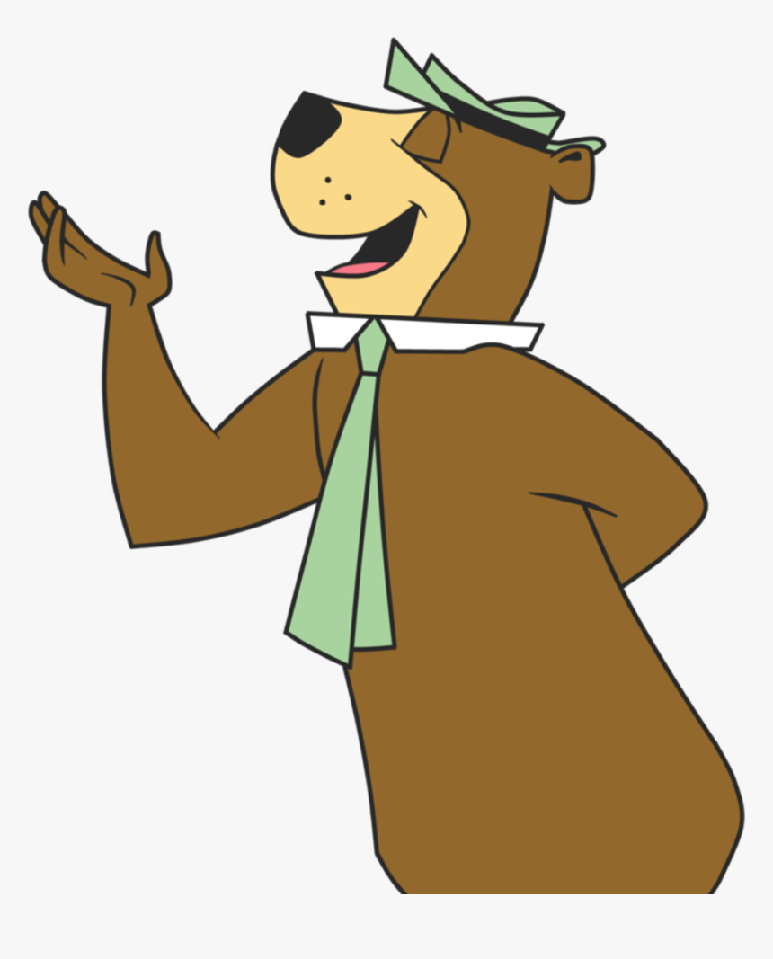 Scooby Doo Clipart Scope - Yogi Bear Gif Png, Transparent Png, Free Download