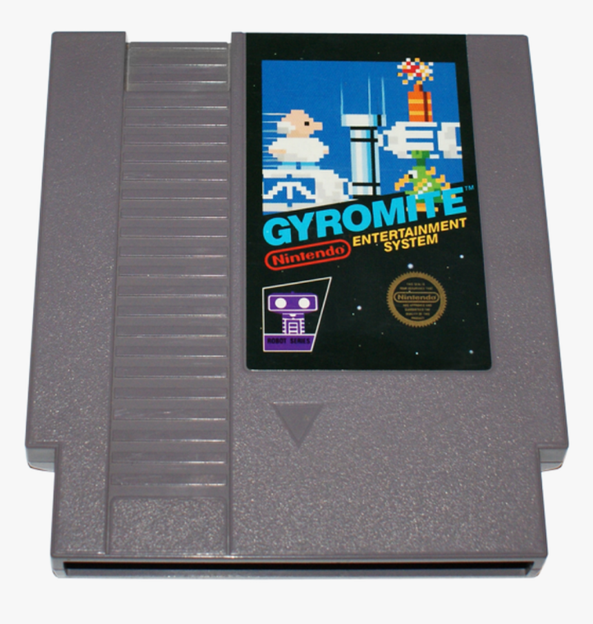 Gyromite Famicom Converter, HD Png Download, Free Download