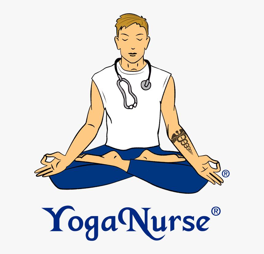 The Yoga Nurse - Yoga Nurse, HD Png Download, Free Download