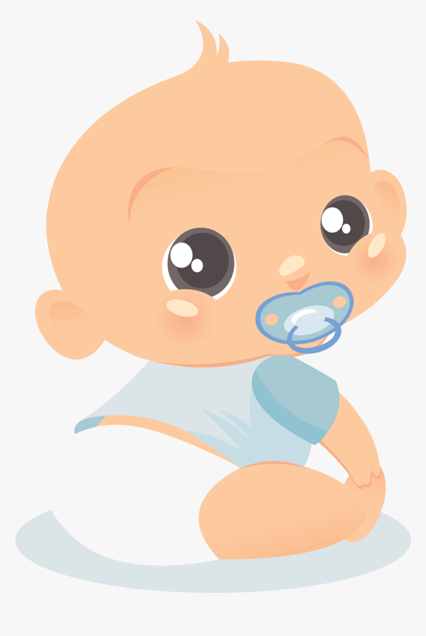 Cute And Funny Baby Boy Clip Art Images On A Transparent Baby Care App Hd Png Download Kindpng