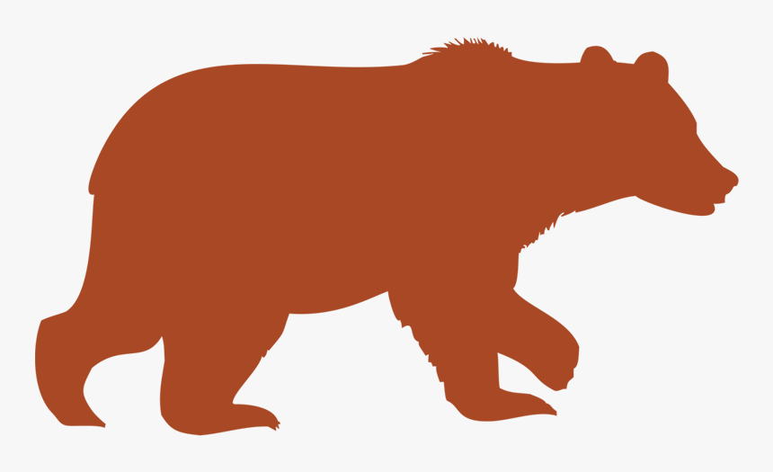 Freeuse Grizzly Clipart Cabin - Grizzly Clipart, HD Png Download, Free Download