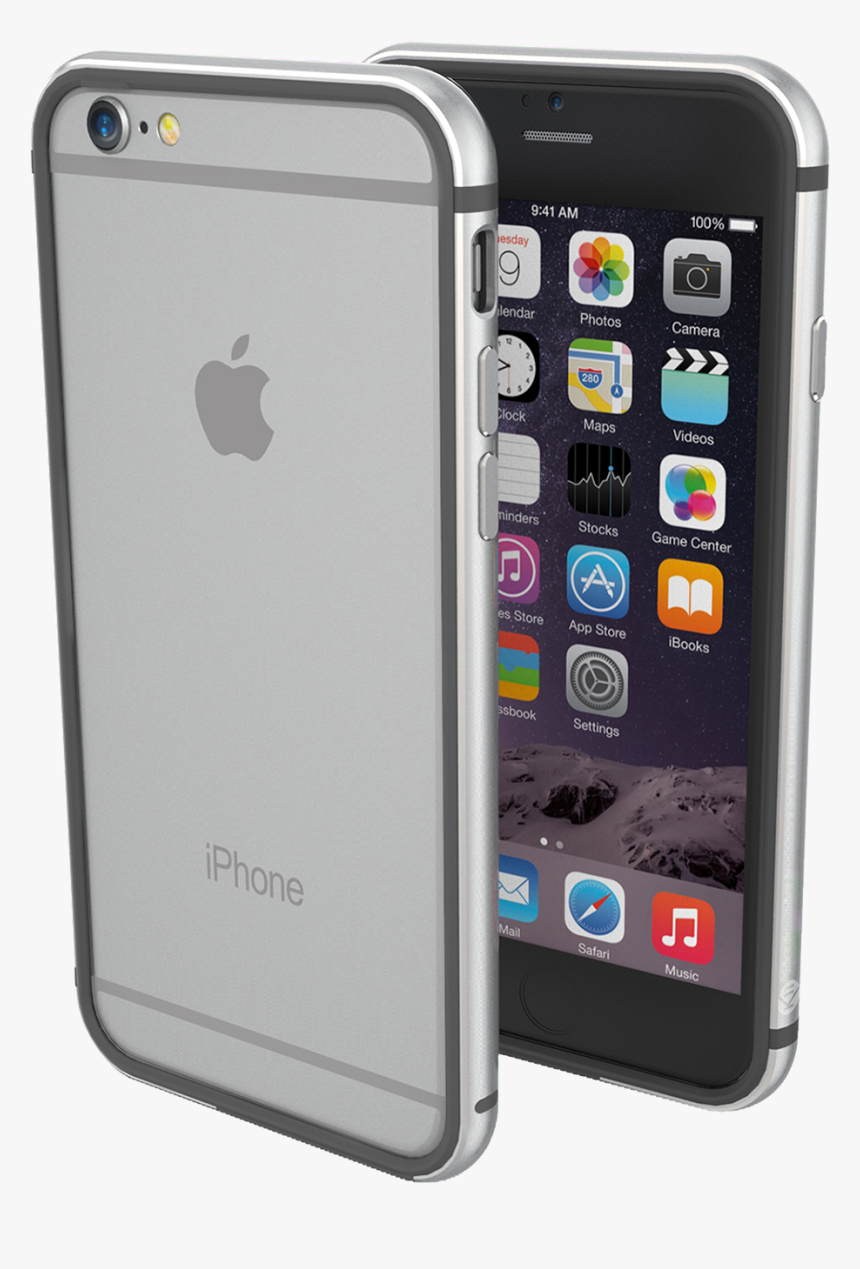 S Bumper Case In - Iphone 6 Gray Cases, HD Png Download, Free Download