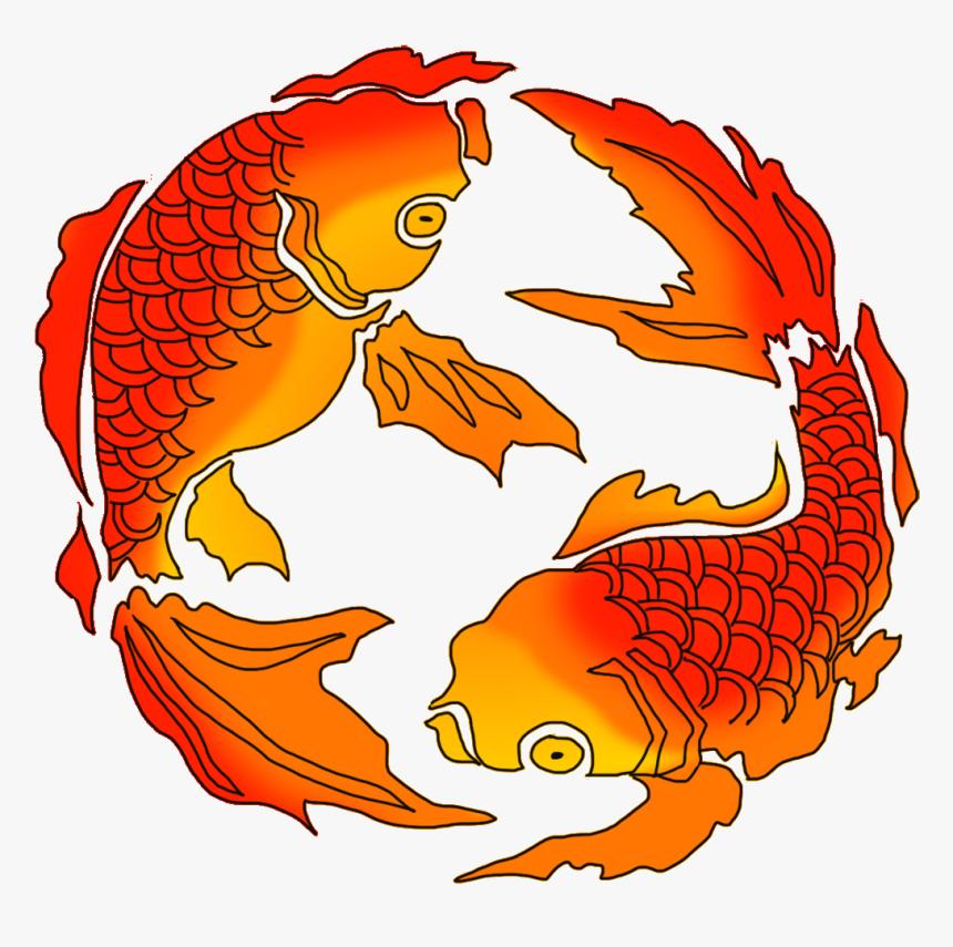 Colorful Koi Fish Drawings Free Koi Fish Drawing Transparent Background Hd Png Download Kindpng