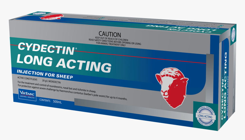 Cydectin La Injection For Sheep, HD Png Download, Free Download