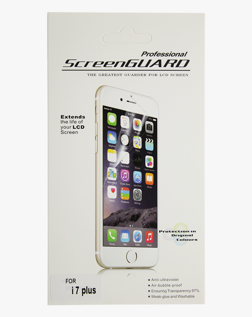 Iphone 8 Plus Clear Screen Protector - Iphone 6s Prezzo Expert, HD Png Download, Free Download