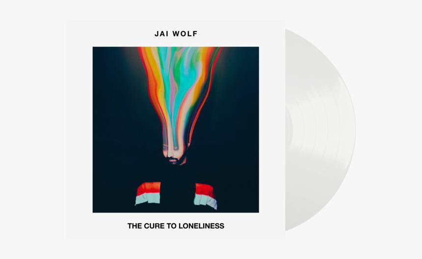Jw Curelonelinesslp White - Jai Wolf Better Apart, HD Png Download, Free Download