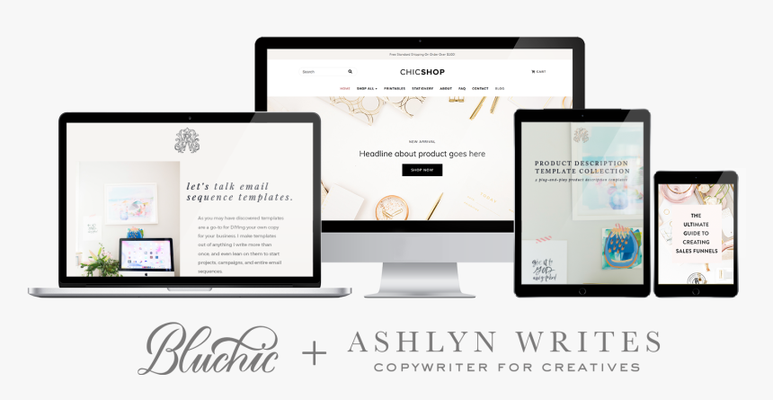 Bluchic And Ashlyn Writes Giveaway - Tablet Computer, HD Png Download, Free Download