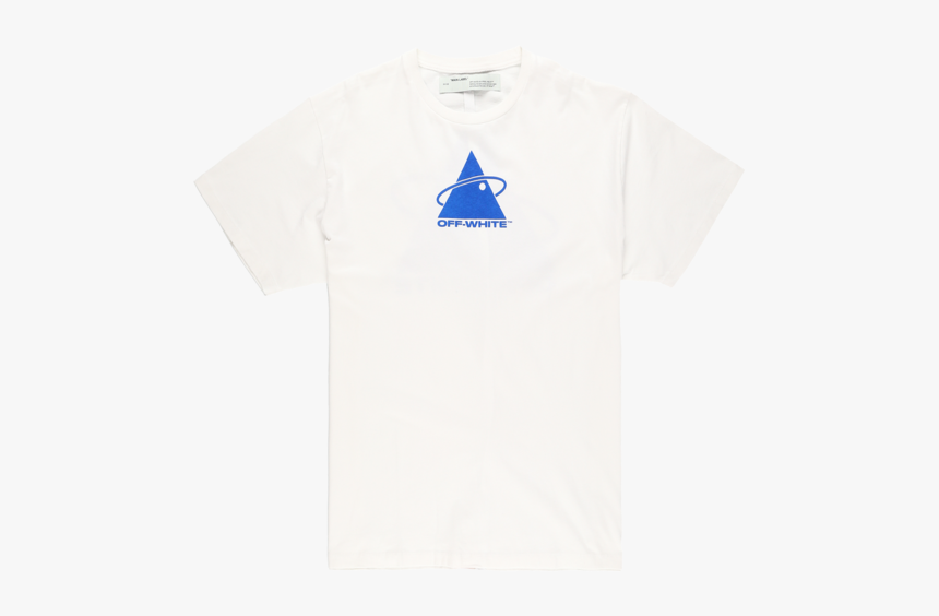Triangle Off White T Shirt, HD Png Download, Free Download