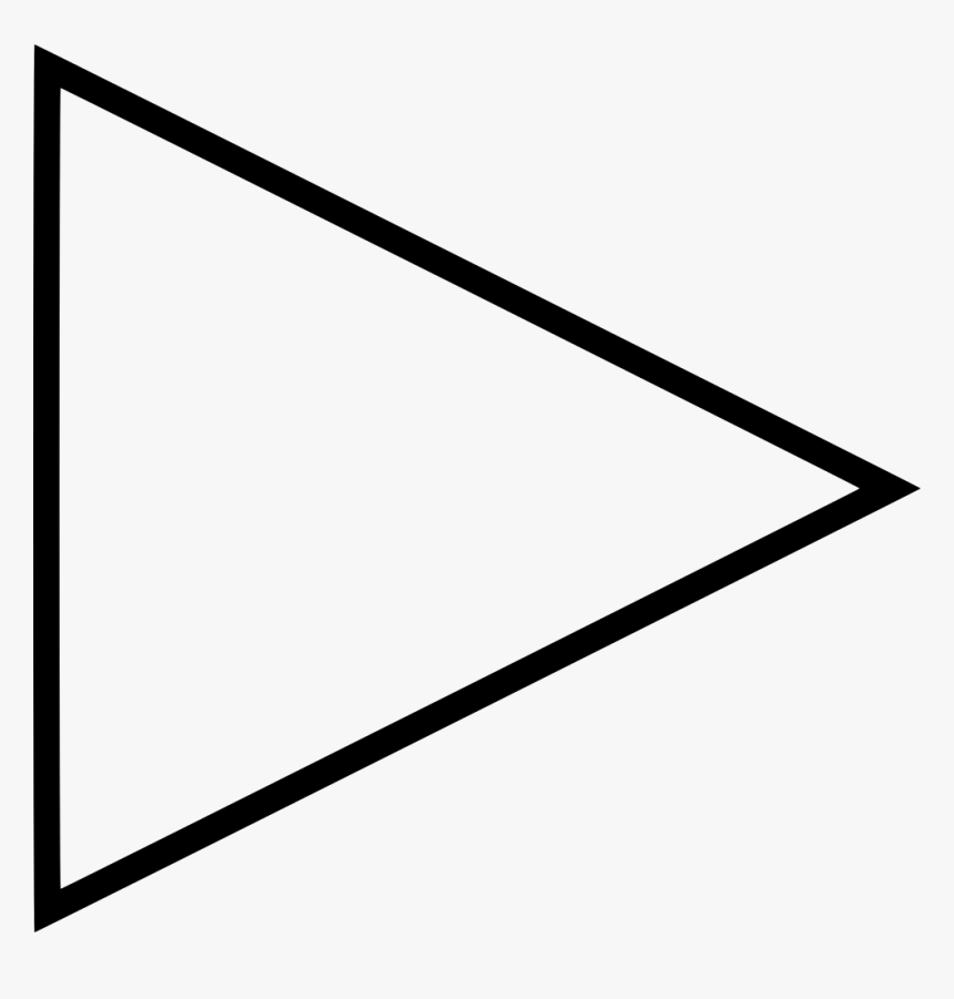 Youtuber Youtube Play Triangle - Play Icon Svg, HD Png Download, Free Download