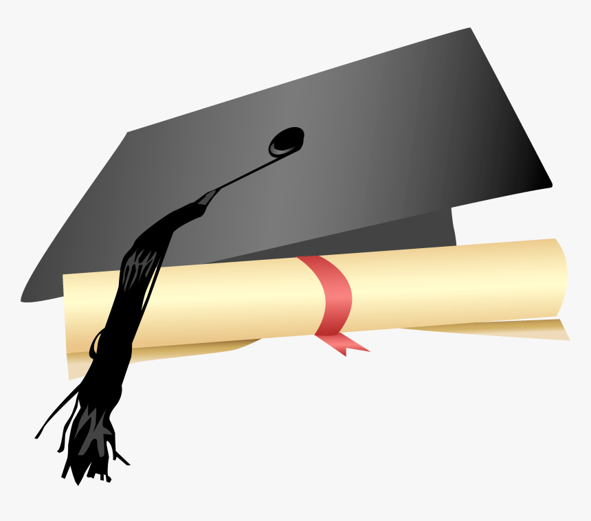 Cap And Gown Png, Transparent Png, Free Download