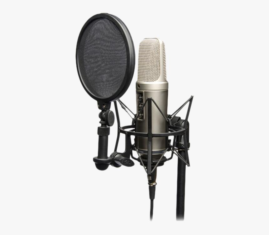 Rode Nt2 A Studio Microphone Recording Studio Mic Png Transparent Png Kindpng