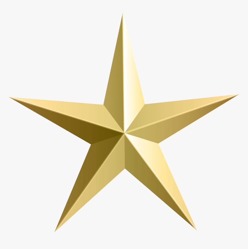 Silver Star Clip Art, HD Png Download, Free Download