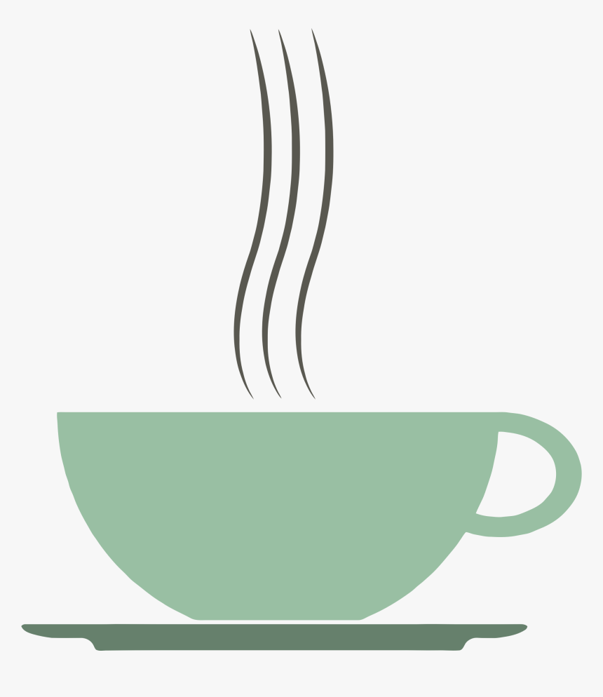 Clipart Coffee Cup Free Download Png Clipart - Tea Cups Vector Png, Transparent Png, Free Download