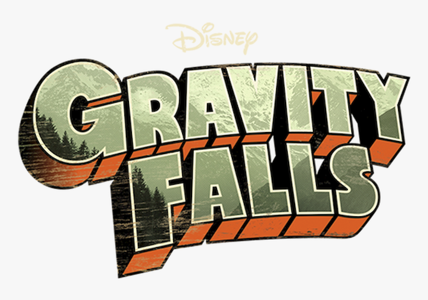 Gravity Falls Logo Transparent, HD Png Download, Free Download