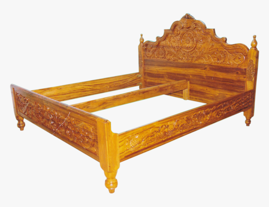 Transparent Dining Table Top View Png - Bed Frame, Png Download, Free Download