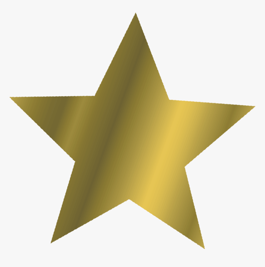 Gold Star Images - Gold Star Clip Art, HD Png Download, Free Download