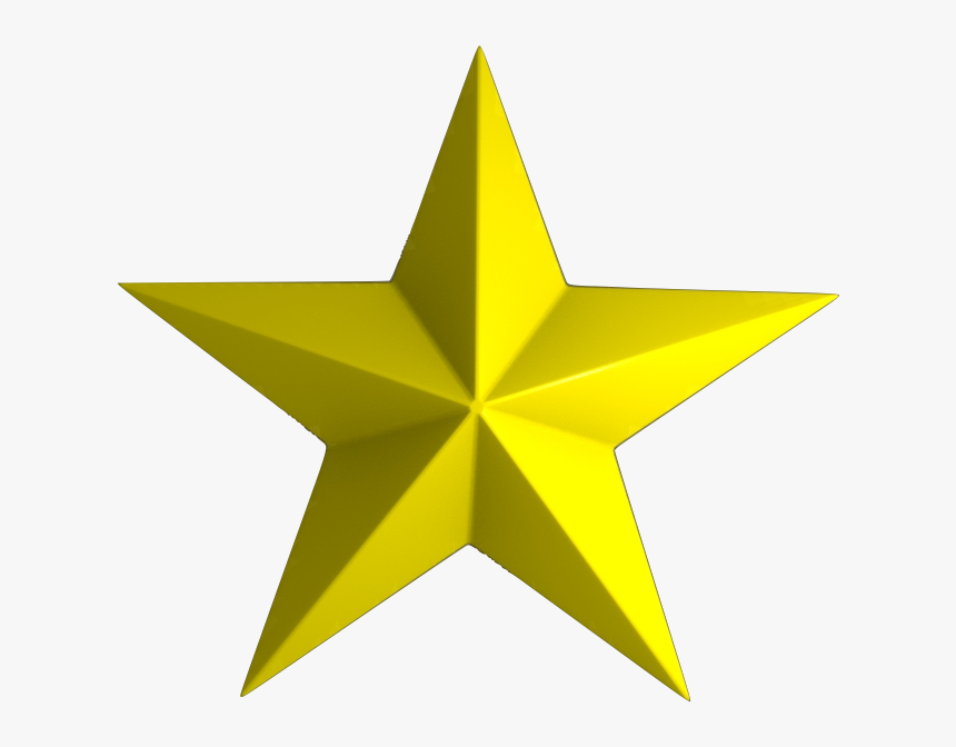 Gold Star Golden Star Hd Photo Clipart - Gold Star Transparent Png, Png Download, Free Download
