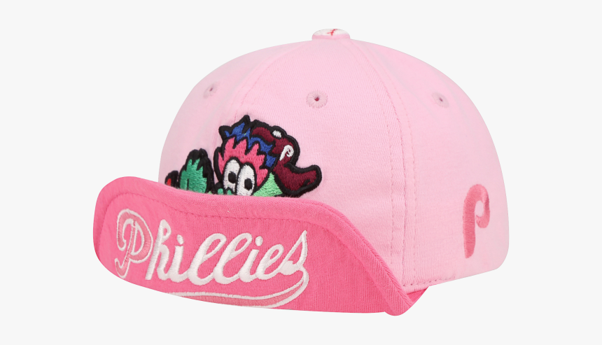 Philadelphia Phillies Classic Mascot Wired Cap - Baseball Cap, HD Png Download, Free Download