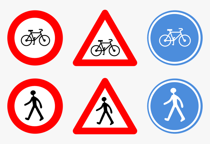 Traffic Signs Clipart, HD Png Download, Free Download