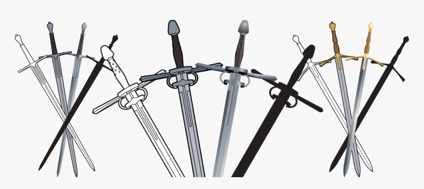 I Have 10 Different Viking Swords And 11 Different - Sword Clip Art, HD Png Download, Free Download