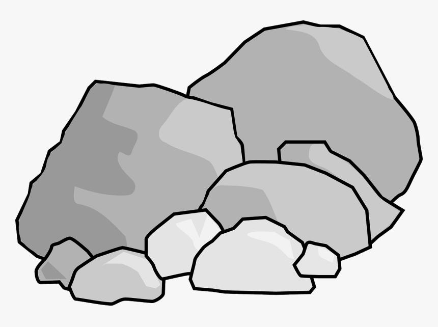 Cartoon Rock Png Rock Clipart Transparent Png Kindpng