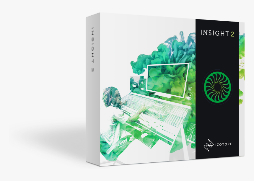 Izotope Insight 2, HD Png Download, Free Download