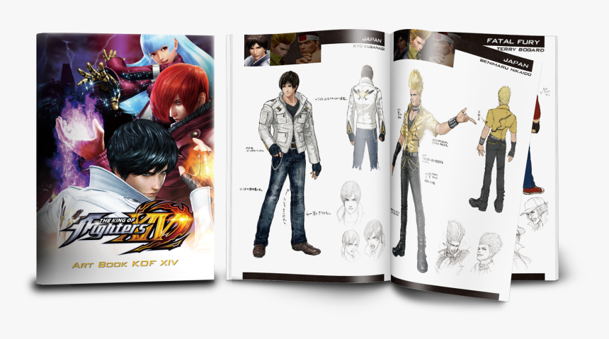 King Of Fighters Steelbook, HD Png Download, Free Download
