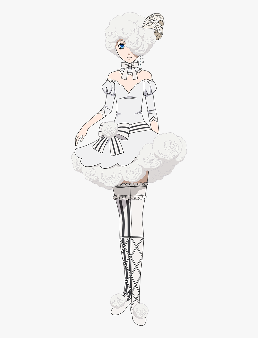 Doll From Black Butler Hd Png Download Kindpng