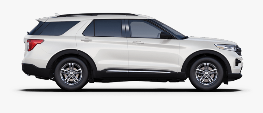 Star White - 2020 Ford Explorer Iconic Silver, HD Png Download, Free Download