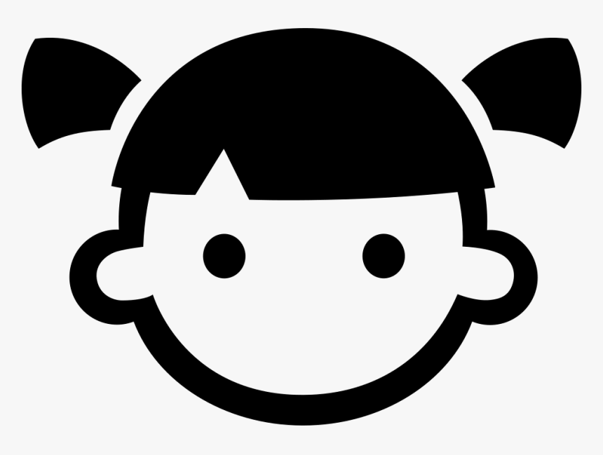 Girl Icon Png - Baby Boy Icon Png, Transparent Png, Free Download