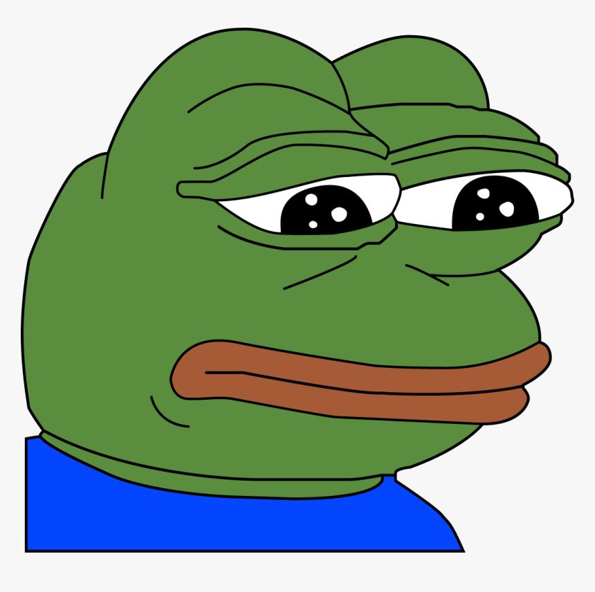 Sad Pepe Feelsbadman - Sad Pepe Png, Transparent Png, Free Download