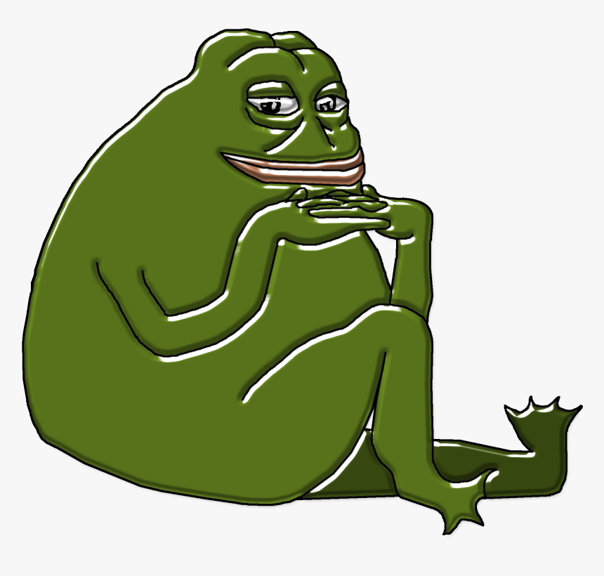 Collection Of Free Frog Vector Pepe - Pepe Toad, HD Png Download, Free Download