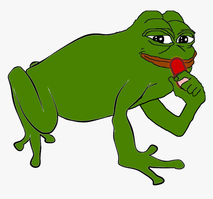 Pepe The Frog T-shirt True Frog Clip Art - Pepe The Frog Full Body, HD Png Download, Free Download